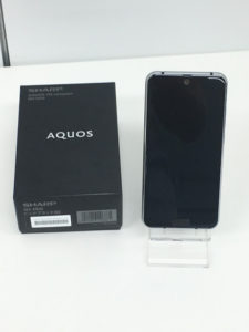 BIGLOBEモバイルの人気スマホ〜AQUOS sense SH-M09