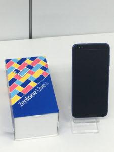 BIGLOBEモバイルの人気スマホ〜Zenfone Live