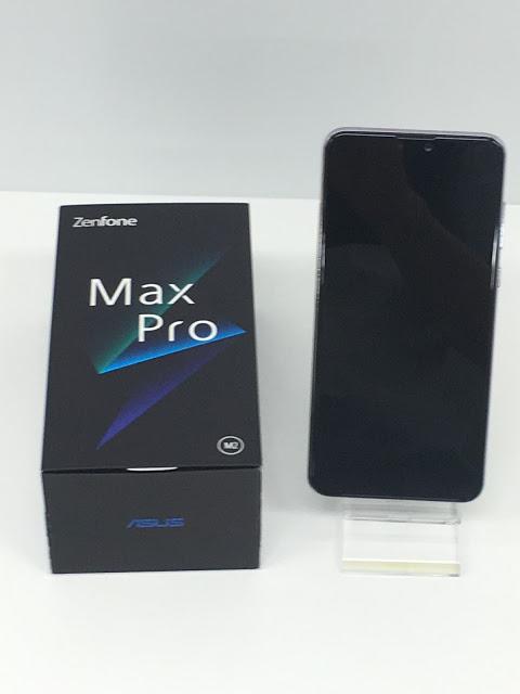 BIGLOBEモバイルの人気スマホ〜Zenfone Max Pro