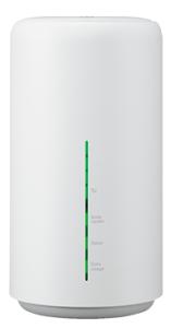 WiMAX「L02」の外見