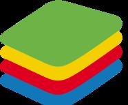 ブルースタックスのロゴ